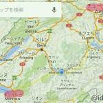 [i]スイス モントルー~ユングフラウ ゴールデンパスラインの旅 1日目前半